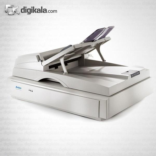 اسکنر حرفه ای اسناد ای ویژن مدل AV8050U