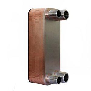 مبدل حرارتی صفحه ای هپاکو مدل HP-250 با ظرفیت 2500 لیتر بر ساعت
