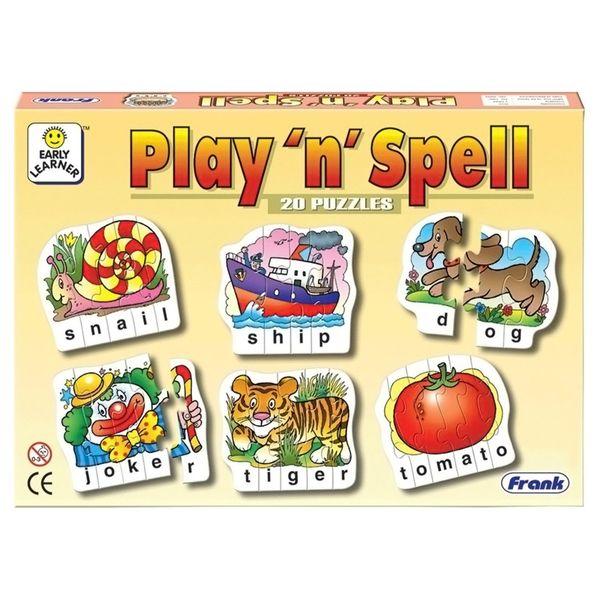 بازی آموزشی انگلیسی املا خوانی فرانک کد 10312