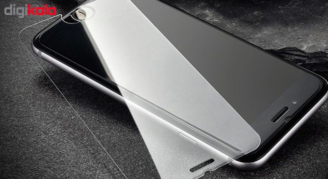 محافظ صفحه نمایش و پشت شیشه ای هوکار مدل Tempered مناسب برای گوشی موبایل اپل آیفون 7 پلاس main 1 3