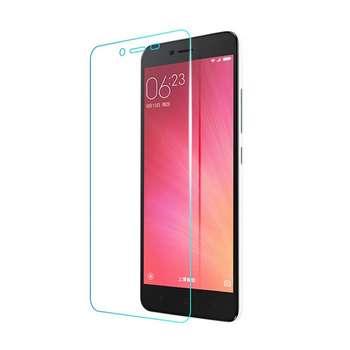 محافظ صفحه نمایش شیشه ای تمپرد مناسب برای گوشی موبایل شیاومی Redmi Note 2