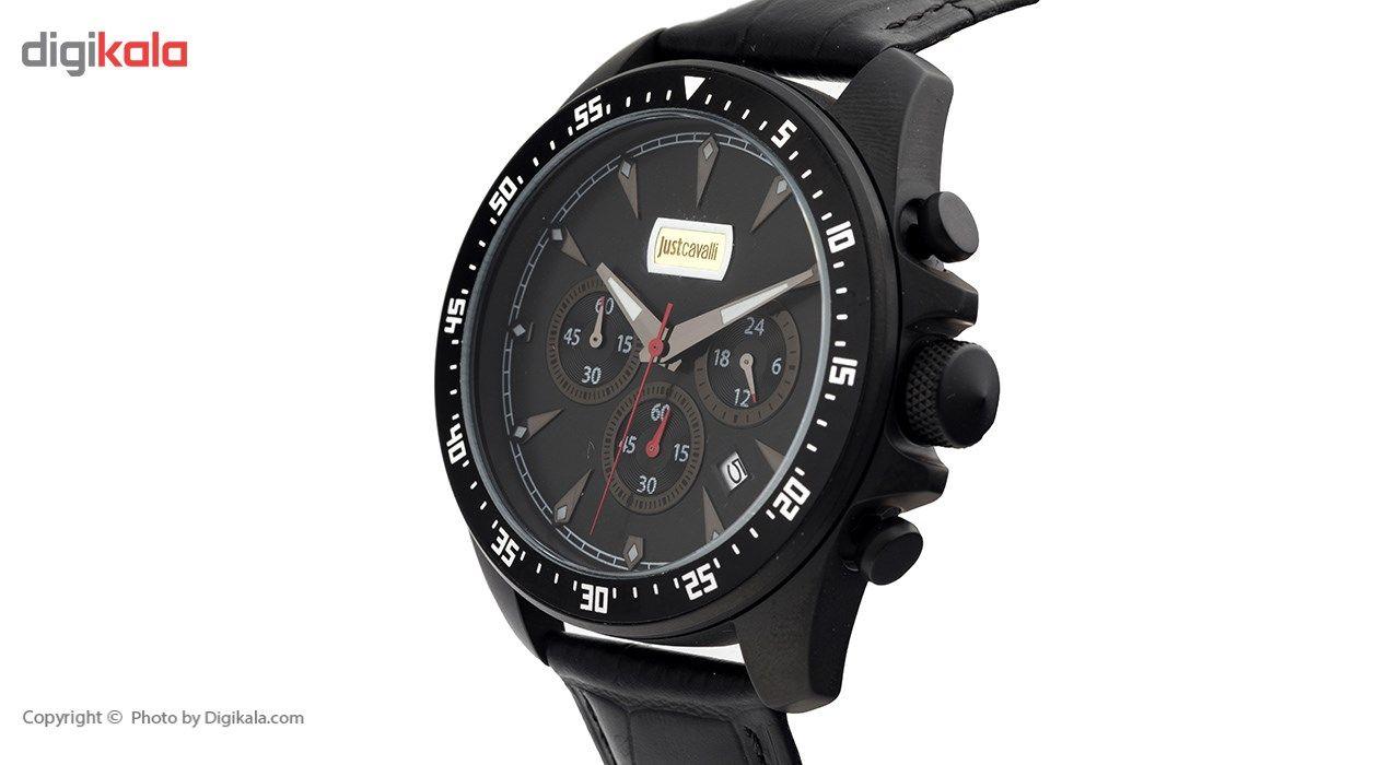 ساعت مچی عقربه ای مردانه جاست کاوالی مدل JC1G013L0035 -  - 1