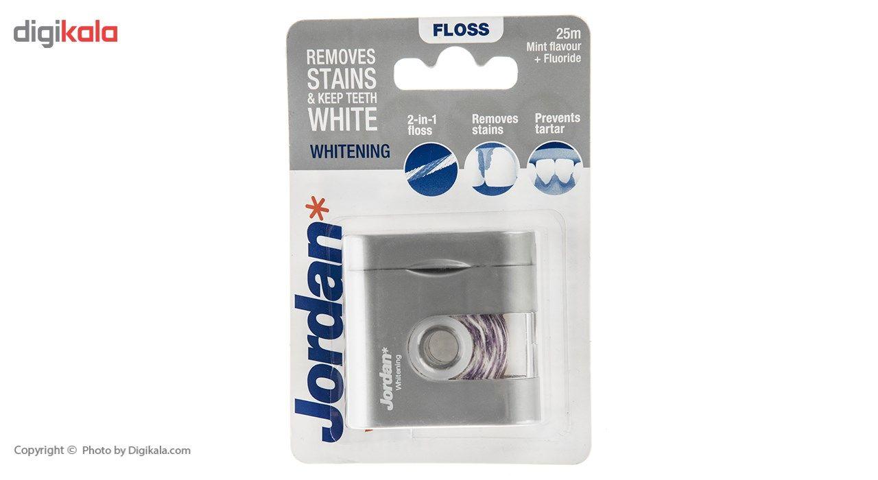 نخ دندان جردن مدل Whitening main 1 1