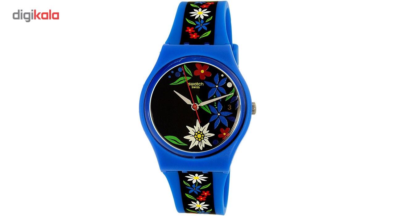 خرید                                      ساعت مچی عقربه ای زنانه سواچ مدل GN412