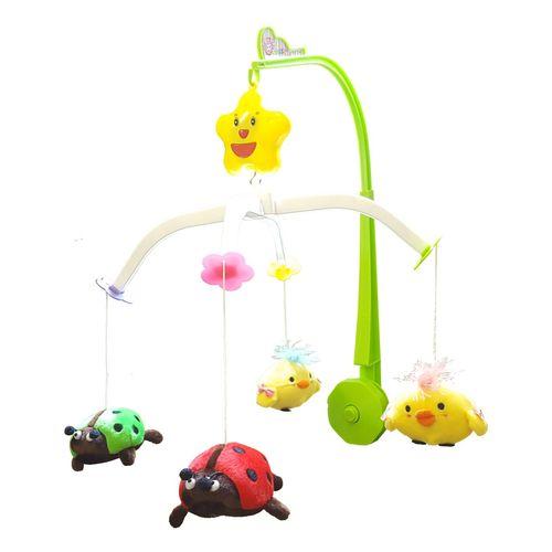 آویز بالای تخت کودک پلیشی مدل Harmonious Music