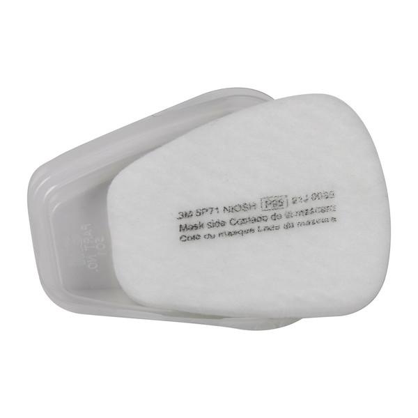 پد و کاور  فیلتر ماسک تری ام مدل 5p71 بسته 2 عددی