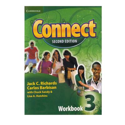 کتاب Connect اثر جمعی از نویسندگان انتشارات الوندپویان جلد 3 و 4