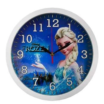 ساعت دیواری شیانچی طرح frozen کد 10010054