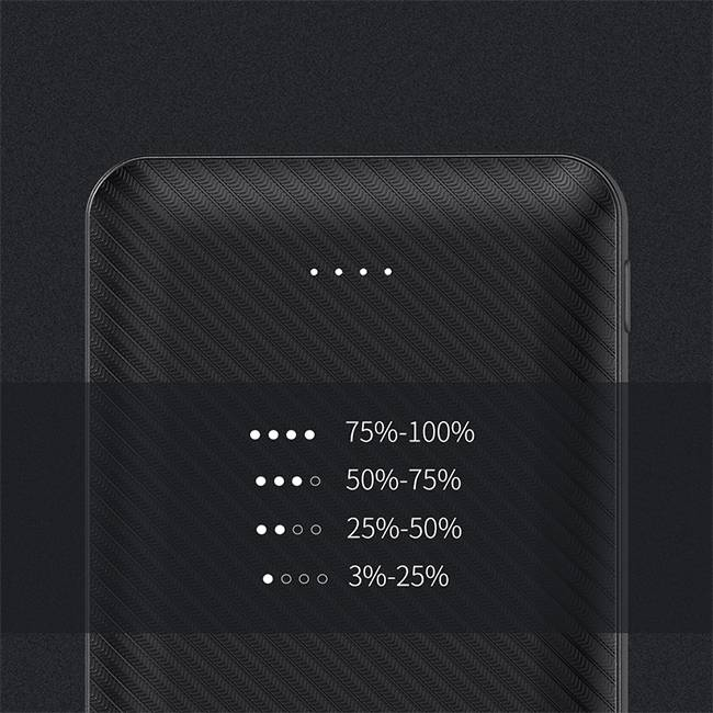 شارژر همراه مک دودو مدل MC_7350 ظرفیت 10000 میلی آمپر ساعت