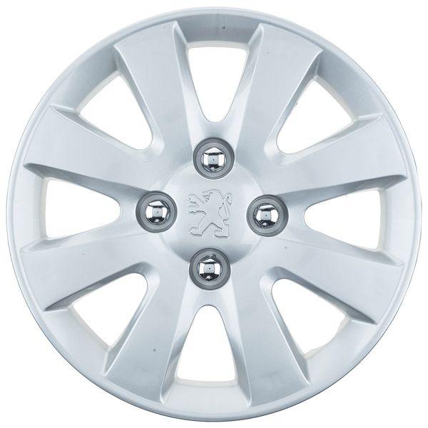 قالپاق چرخ مدل 655 سایز 14 اینچ مناسب برای پژو SLX