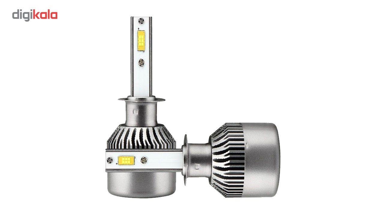 لامپ خودرو سی 6 مدل H1 بسته 2 عددی main 1 1