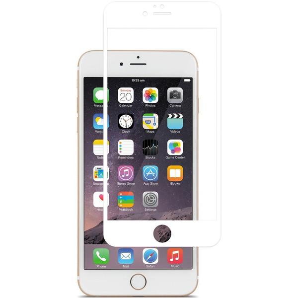 محافظ صفحه نمایش شیشه ای موکول مدل Full Cover مناسب برای گوشی موبایل آیفون 6/6s