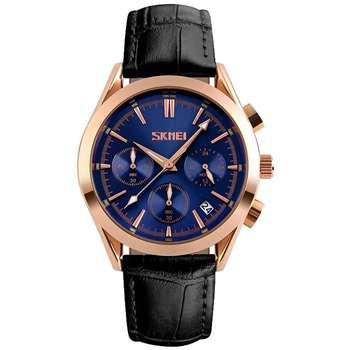 ساعت مچی عقربه ای مردانه اسکمی مدل S9127/Blue