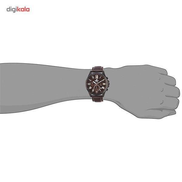 ساعت مچی عقربه ای مردانه کاسیو مدل EFV-500BL-1AVUDF
