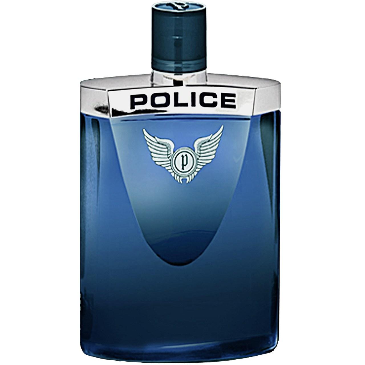 ادو تویلت مردانه پلیس مدل Wings Blue حجم 100 میلی لیتر