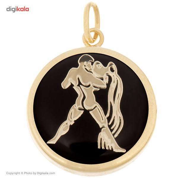 آویز گردنبند طلا 18 عیار ماهک مدل MM0335 - مایا ماهک -  - 2