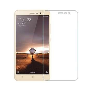 محافظ صفحه نمایش شیشه ای تمپرد مناسب برای گوشی موبایل شیاومی Redmi Note 3