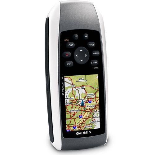 جی پی اس گارمین مدل GPS Map 78