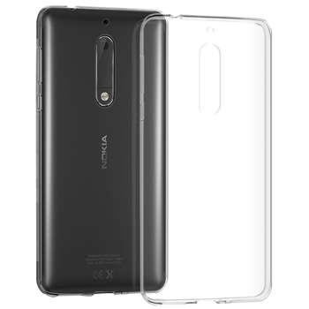 کاور مدل ClearJelly مناسب برای گوشی موبایل نوکیا 5