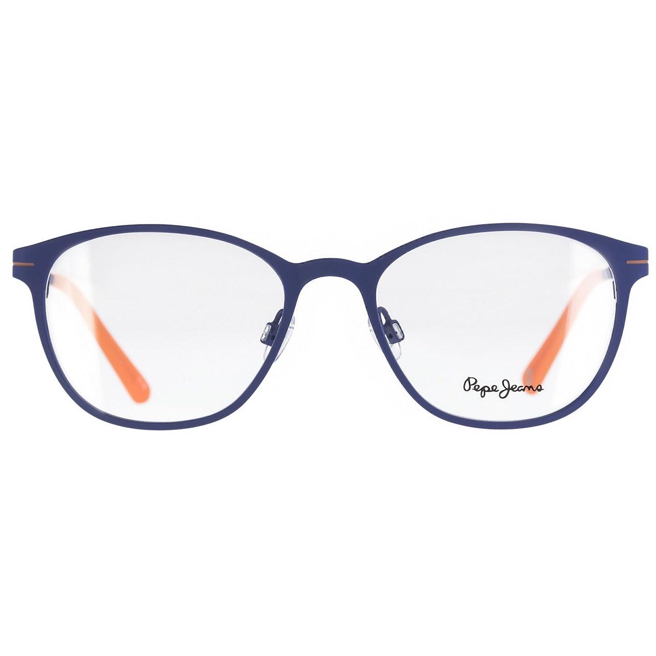 عینک طبی پپه جینز مدل PJ1231C452