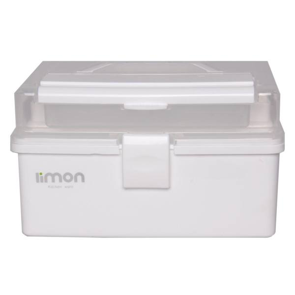 جعبه لوازم خیاطی لیمون کد ML17-3