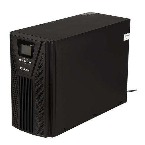 یو پی اس فاران مدل Titan Plus ظرفیت 3KVA  باتری داخلی