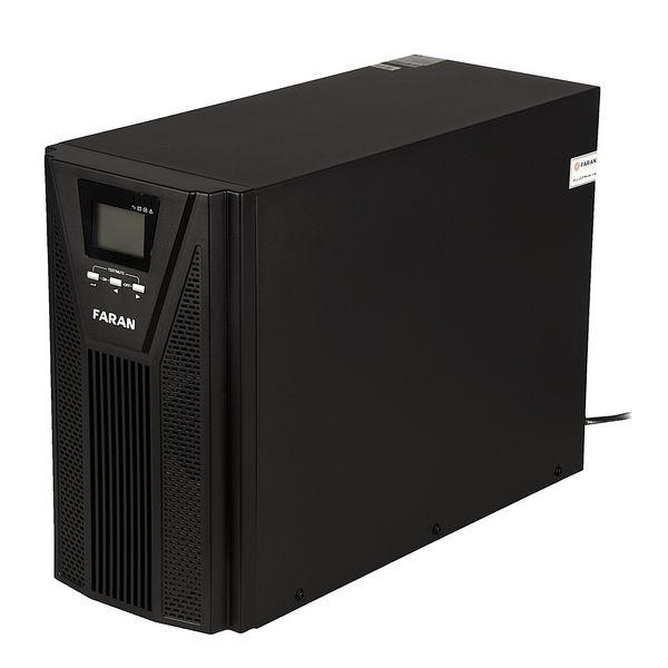 یو پی اس فاران مدل Titan Plus ظرفیت 3KVA  باتری داخلی   Faran Titan Plus UPS 3KVA