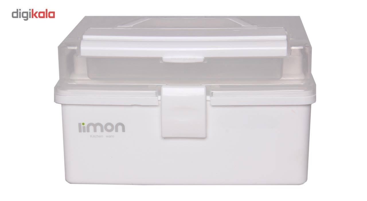 جعبه لوازم خیاطی لیمون کد ML17-3 main 1 1