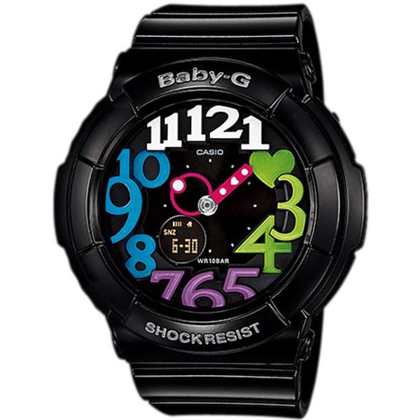 خرید ساعت مچی زنانه کاسیو BGA-131-1B2DR