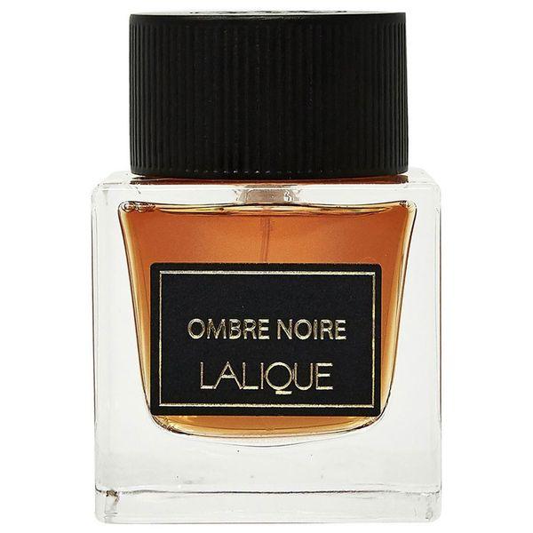 421afdd30 مشخصات، قیمت و خرید ادو تویلت مردانه لالیک مدل Ombre Noire حجم 100 ...