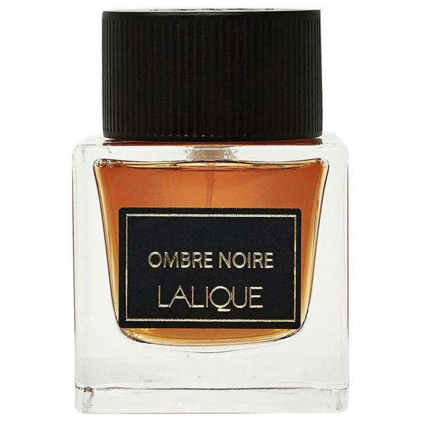 ادو تویلت مردانه لالیک مدل Ombre Noire حجم 100 میلی لیتر