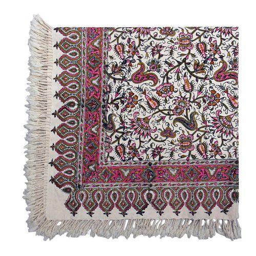 سفره قلمکار اصفهان کد MS81 سایز 80 -80