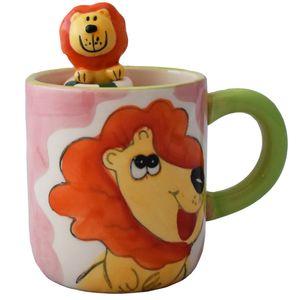 ماگ نقطه مدل Lion