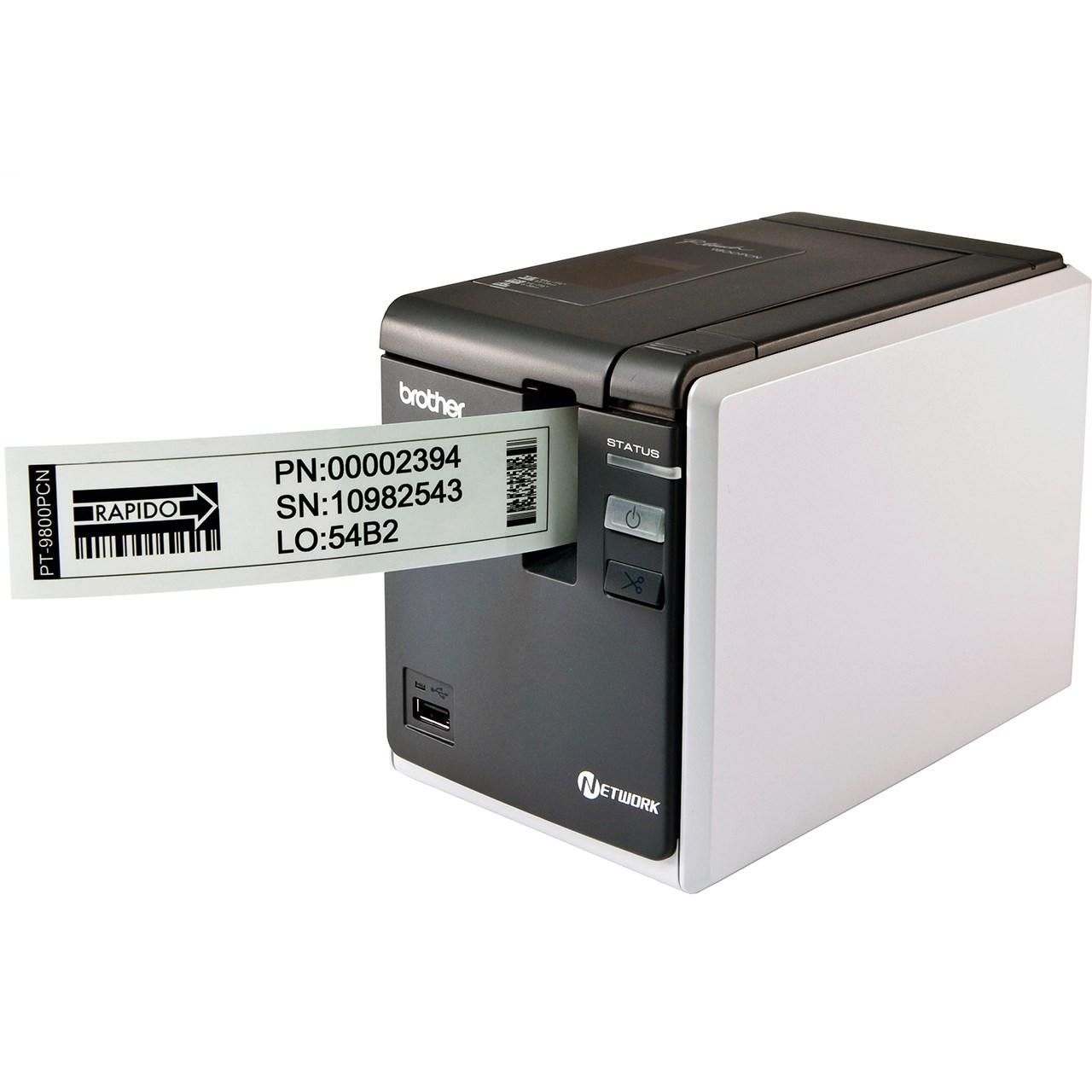قیمت                      لیبل زن برادر PT-9800 PCN