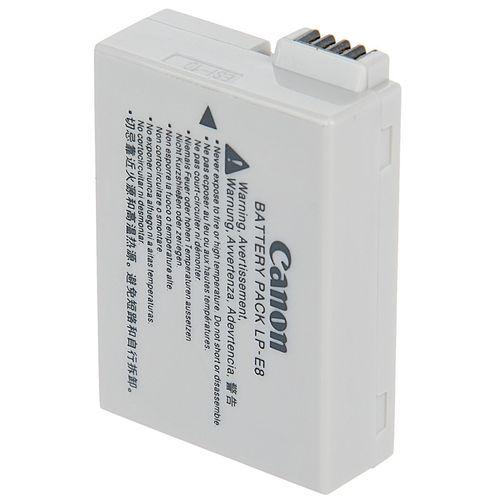باتری دوربین کانن مدل LP-E8