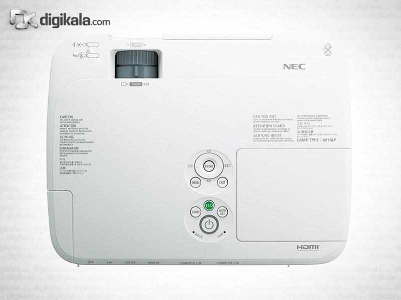 قیمت                      پروژکتور ان ای سی مدل M271X
