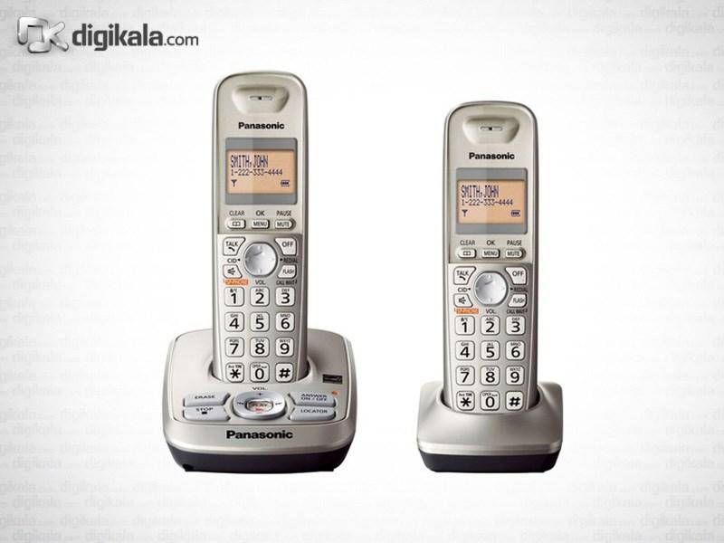 قیمت                      تلفن بی سیم پاناسونیک KX-TG4222 N