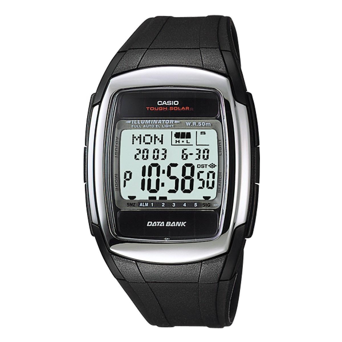 ساعت مچی دیجیتال مردانه کاسیو مدل DB-E30-1AVDF