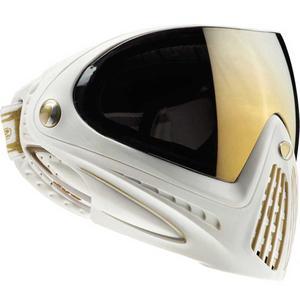 ماسک پینت بال دای مدل White Gold