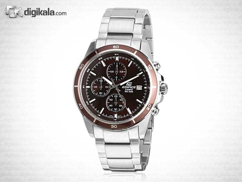 خرید ساعت مچی عقربه ای مردانه کاسیو ادیفایس EFR-526D-5AVUDF