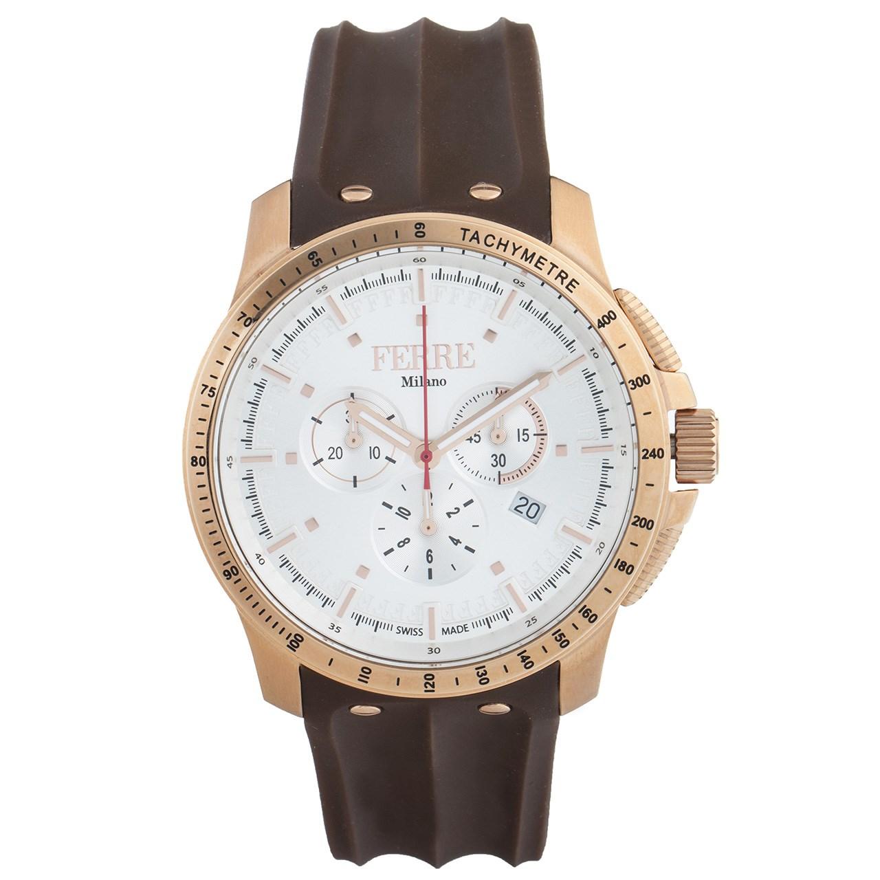 ساعت مچی عقربه ای مردانه فره میلانو مدل FM1G078P0011