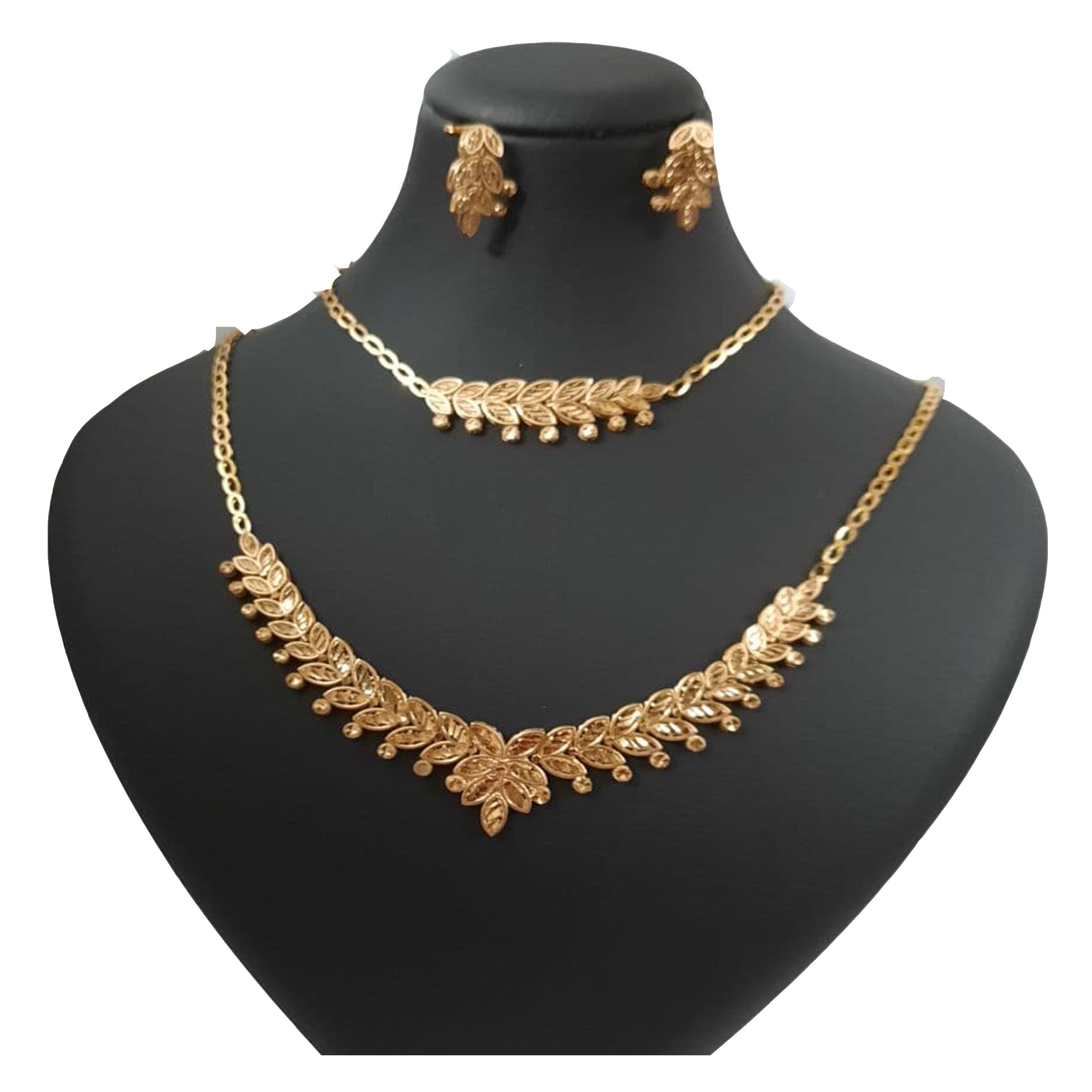 نیم ست طلا 18 عیار زنانه  گالری یارطلا کد SR30-G
