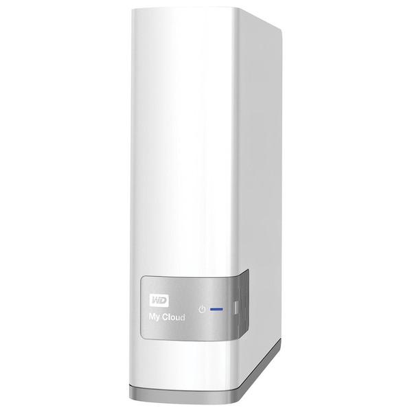 هارد دیسک اکسترنال وسترن دیجیتال مدل My Cloud ظرفیت 4 ترابایت
