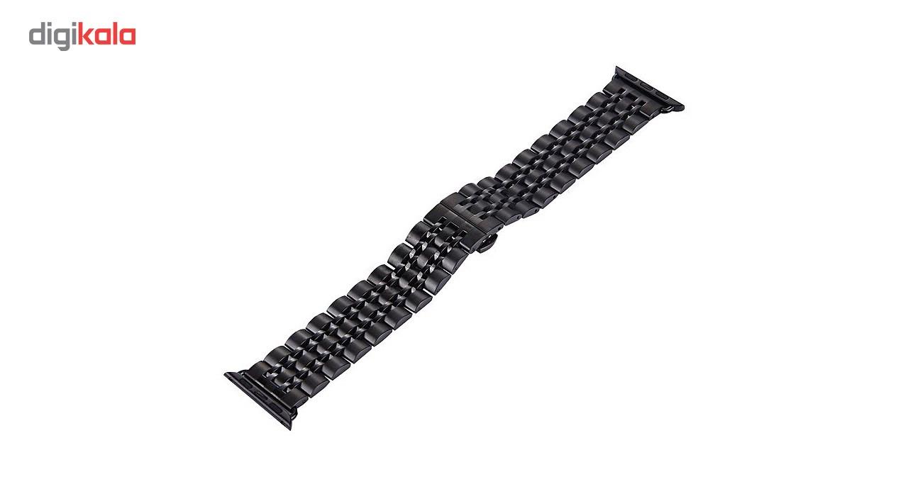 بند فلزی سومگ مدل ROLEX مناسب برای اپل واچ 42 میلی متری main 1 11
