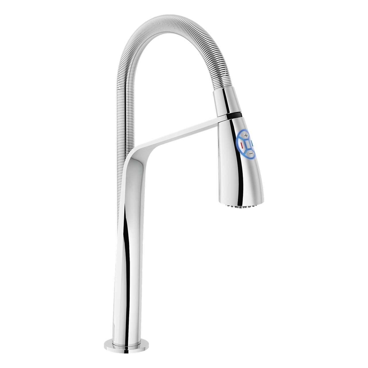 """<span style=""""font-family:tahoma;"""">شیر آشپزخانه نوبیلی مدل KIZOKU NOBILI KIZOKU Kitchen Faucets</span>"""