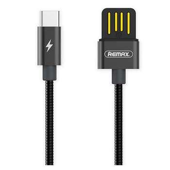کابل تبدیل USB به TYPE C ریمکس مدل RC-080a به طول 1 متر