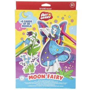 بسته مدل سازی اریک کراوزه مدل  Moon Fairy