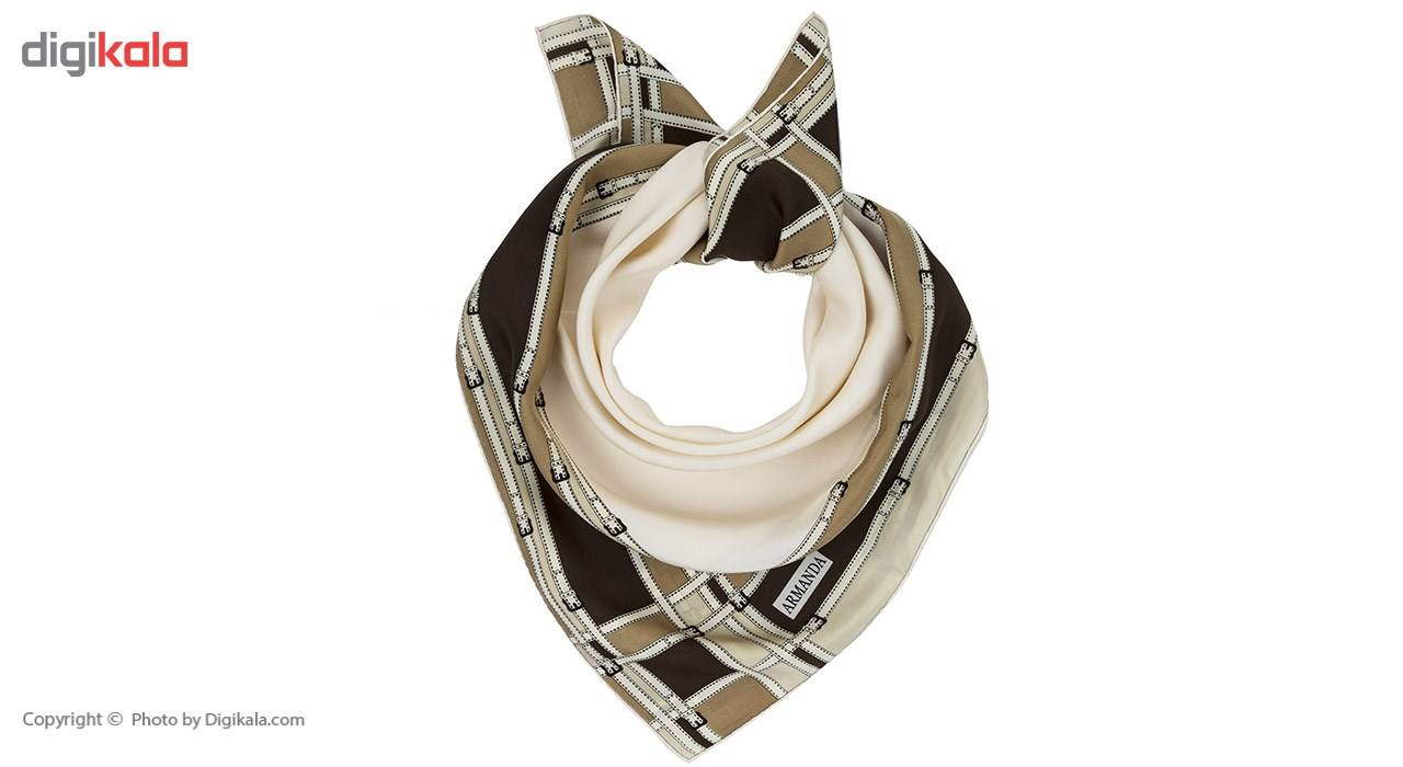 روسری آرماندا مدل S015 -  - 2