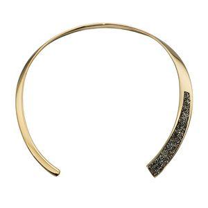 گردنبند نقره فیورلی با روکش طلا مدل N3962