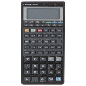 ماشین حساب کاسیو مدل  Fx-4500PA  به همراه راهنمای فارسی